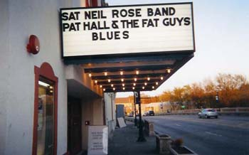 On the Marquee